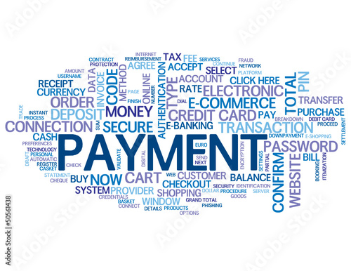 PAYMENT Tag Cloud (buy order now add to cart button transaction)