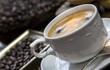 Tasse frischer Kaffee