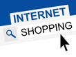 shopping sur internet