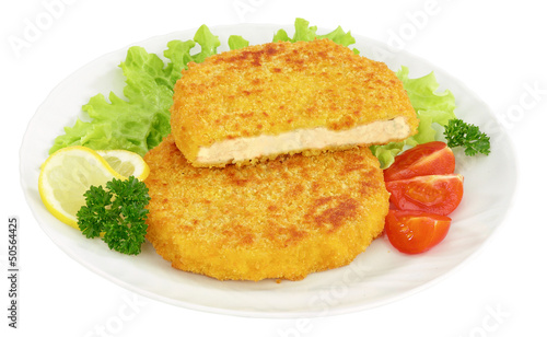 Hamburger di pesce - Fish burgers