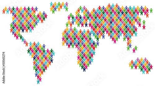 Welt Partnerschaft