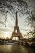 Fototapeten,paris,tour,turm,abendsonne