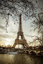 Matching Tour Eiffel Tramonto