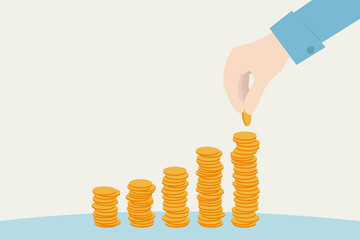 Savings-investment concept