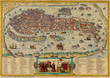 Venice old map