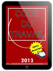 Tablette Tactile : Code du travail 2013