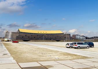 Full size replica of Noah's Ark