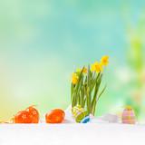 weiße Ostern