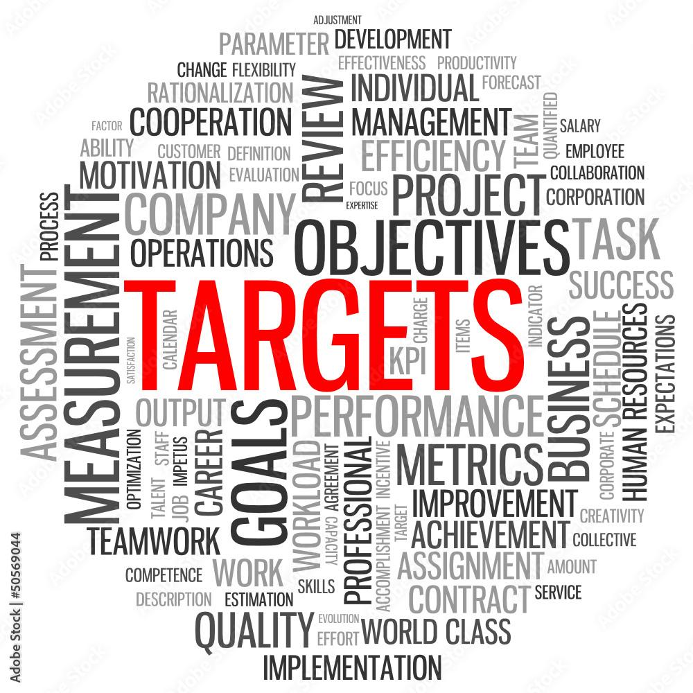 quottargetsquot Tag Cloud Performance Goals Objectives Teamwork  : 1000F505690442UbUlL9zcLQ41w8ycSKtUK76V1kdZeSR from thestickerstudio.com size 1000 x 1000 jpeg 317kB