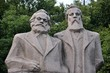 Marx und Engels in China