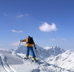 Extreme skier1