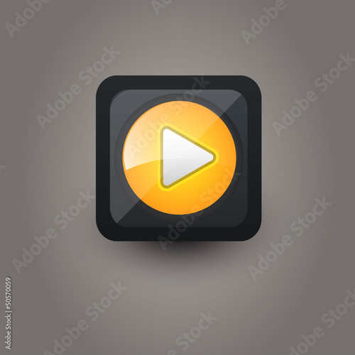 Media player icon