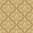 Vector vintage floral seamless pattern element
