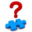 Puzzle Question Mark