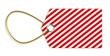 Schild rote Streifen