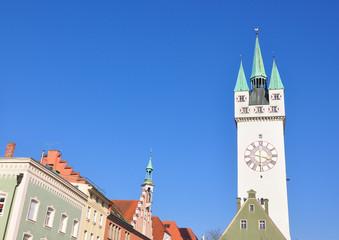 Stadtturm in Straubing