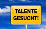 Talente Gesucht poster