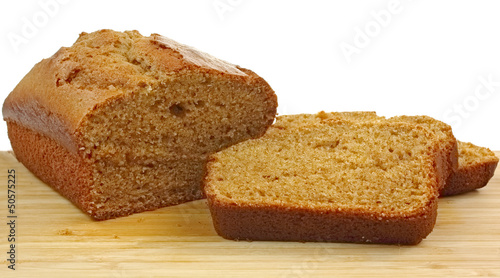 Pumpkin Bread and Slices