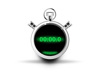 chronometre digital