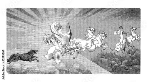 Nordic-Germanic Mythology : Day Run