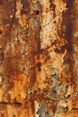 Rusty Metal Weathered