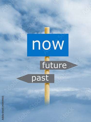 Now Past Future