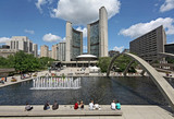 Toronto City Hall Square
