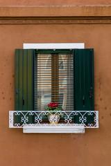 Window fom Burano