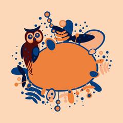 owl, design