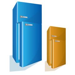 simple refrigerator