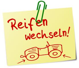 Reifen wechseln Service  #130319-svg02