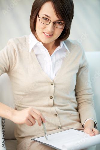 Pretty consultant
