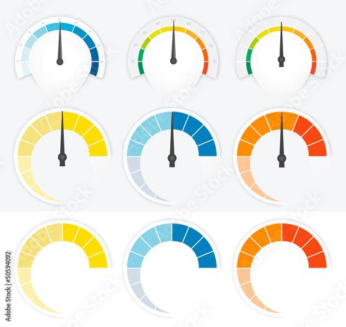 Speedometer - 50594092