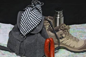 Schuhe Wandern