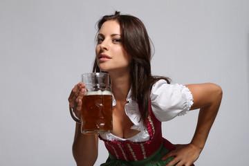 Bayerisches Mädl