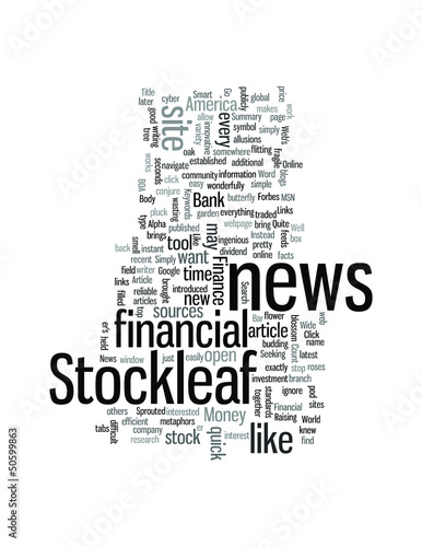 Raising the Bar of Online Financial News Stockleaf Has Sprouted