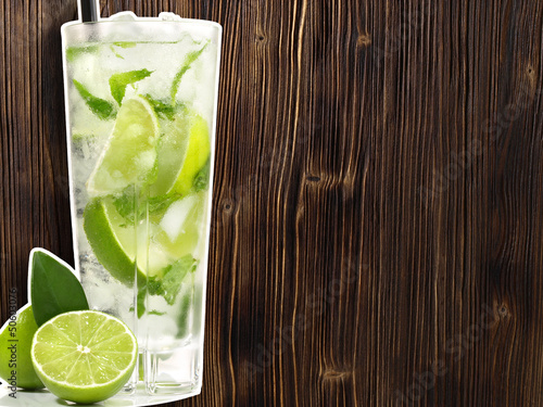 canvas print picture Mojito Cocktail