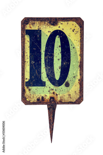 tin plate 10