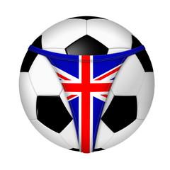 great Britain female football
