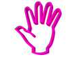 five pink