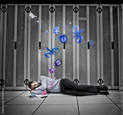 Data worker dreaming of applications