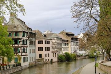 Набережная Страсбурга