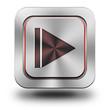 Skip aluminum glossy icon