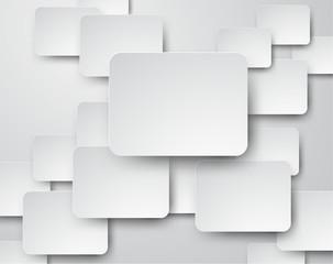 Paper white bachground.