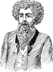 man of 19th century