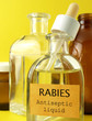 Laboratory test for rabies