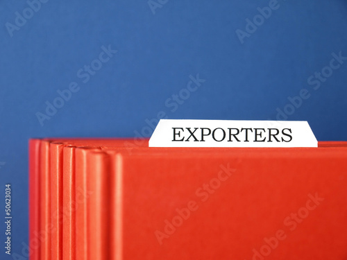 Exports documents