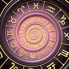 Zodiac spiral