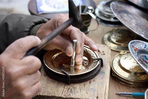 Marchés & Souks - Fabrication de plats