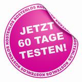 3D Aufkleber Pink - Jetzt 60 Tage testen